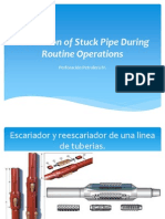 Prevention of Stuck Pipe During Routine Operations