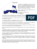 Historia Del Cooperativismo de El Salvador