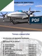 7 - Aerodinamica de Bimotores