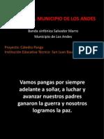 Himno Del Municipio de Los Andes