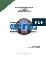 Química Integrada (Edgar Quintero-unesr)