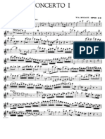 Mozart Flute Concerto No 1 K313