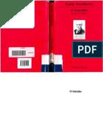 O Suicidio Emile Durkheim