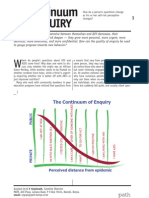 Continuum of Enquiry