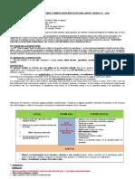 Plan de Tutoria 4 a 2013