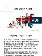 3 Juego Según Piaget