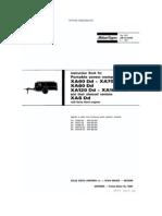 Atlas Copco Seri Xa 60-70-80-120-160 Dd y Nueva Serie Deutz Xas Dd