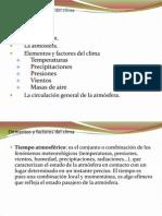 Tema 2 001 Elementos y Factores Del Clima Corrección 2010 2