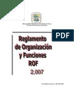 Rof Mdsmp2007