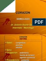 Semiología Del Corazón..ppt