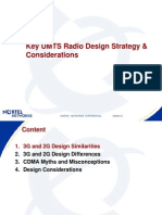 03%2E Key UMTS Radio Design Strategy 26 Considerations