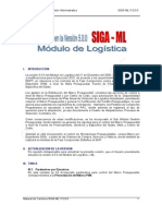 SIGA Manual de Cambios v 5.0.0