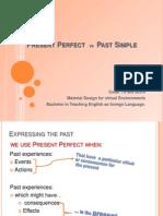 Present Perfect vs Past Simple(No)