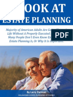 A Look At Estate Planning
