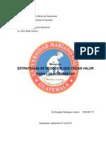 01 Monografia - Estrategias de Negocios Que Crean Valor Para Los Accionistas