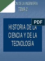 2 i Historia de La Ciencia y de La Tecnologi