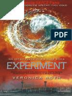 Veronica Roth Experiment SK