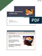 Status Epileptikus Anak 2013
