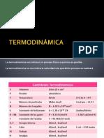 Termodinamica bioenergetica