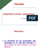 5 Sócrates, Platón y Aristóteles