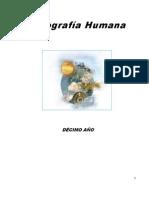Actividades Geografía Humana