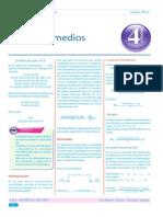 GUIA 5 Promedios