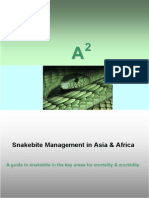 A2 Snakebite Management in Asia and Africa