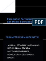 129874984 P 2 1 Parameter Farmakokinetik Dan Model Far