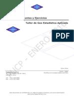 Apuntes y Ejemplos Taller Geo Estadística_2010