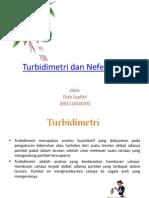 Turbidimetri Dan Nefelometri