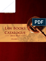REX Law Books Catalog