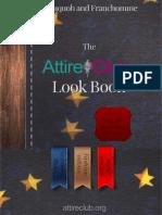 The Attire Club Look Book