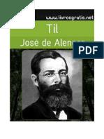 Til Jose de Alencar