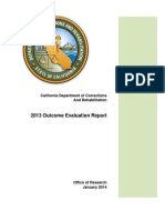 Outcome Evaluation Report 2013