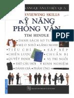 Ky Nang Phong Van