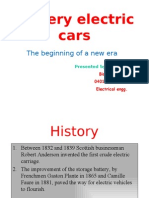 Battery Electric Cars