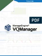 AdventNet ManageEngine VQManager :