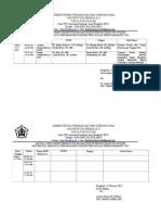 3-Jadwal Ujian Skripsi Maret-April 2013