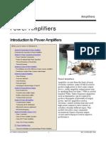Amplifiers Module 05