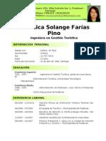 Verónica Solange Farías Pino