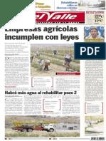 El Valle 24 de abril 2014