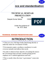 Technical Seminar Presentation-2004