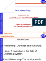 Cs Linux Networking