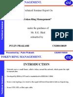 Cs Token Ring Management
