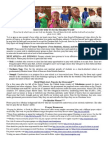 Jumaa Prayer Bulletin 25 April 2014