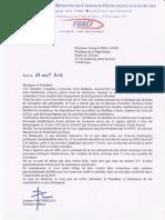 lettre fh fc