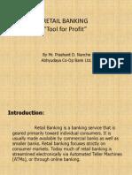 Retail Banking - Prashant