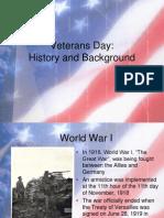 Veterans Day Power Point