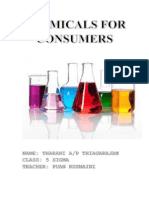 Chemicals for Consumers