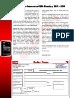 Exclusive Indonesian COAL Directory, 2013 – 2014